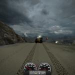 anläggningsbil simulator